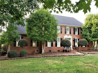 Harpers Ridge Single Family Home For Sale: 3003 Brackenberry Drive