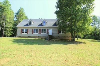 Belton Single Family Home For Sale: 1271 Cannon Bottom Road