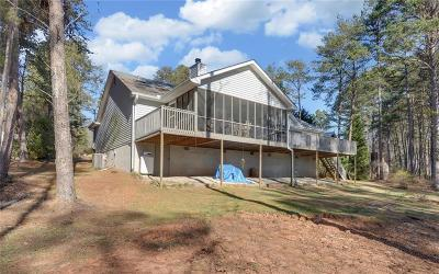 Hart County, Franklin County, Stephens County Single Family Home For Sale: 573 Currahee Point