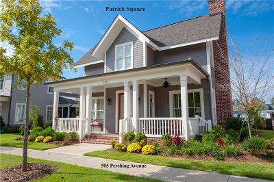 Clemson Single Family Home For Sale: 505 Pershing Avenue
