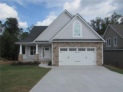 Easley Single Family Home For Sale: 253 Chickadee Trail
