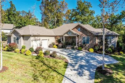 Seneca Single Family Home For Sale: 138 Cane Creek Harbor Road
