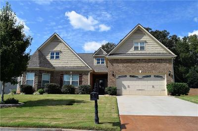 Anderson Single Family Home For Sale: 138 Jones Creek Circle
