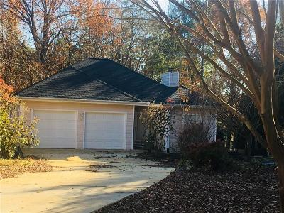 Walhalla Single Family Home For Sale: 155 Heritage Drive