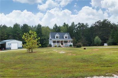 Walhalla Single Family Home For Sale: 125 Our Place Drive