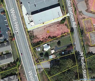 Seneca Commercial For Sale: Lot 3 Radio Station Road