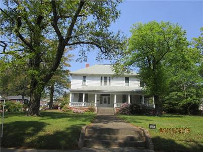 Abbeville County Single Family Home For Sale: 1108 North Main Street