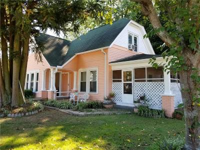 Seneca/west Union, Seneca Single Family Home For Sale: 400 S Townville Street