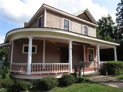 Abbeville County Single Family Home For Sale: 201 W Pinckney Street