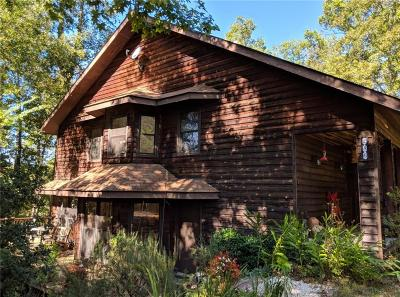 Clemson, Central Single Family Home Sold: 286 Brown Bottom Road