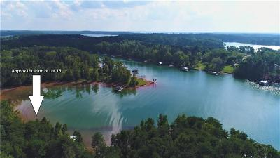 Anderson, Belton, Pendleton, Williamston Residential Lots & Land For Sale: Lot 16 Jackson Road