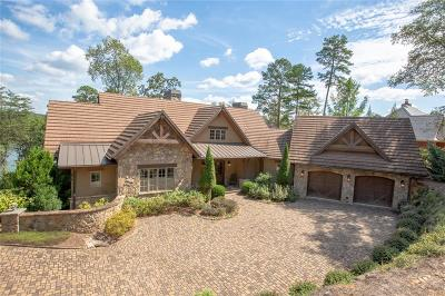 The Reserve At Lake Keowee Single Family Home For Sale: 510 Palmer Way