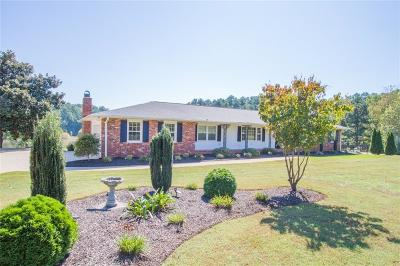 Anderson County, Oconee County, Pickens County Single Family Home For Sale: 308 Arcadia Drive