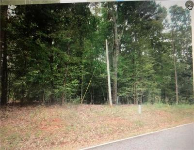 Anderson Residential Lots & Land For Sale: 457 Lake Secession Road