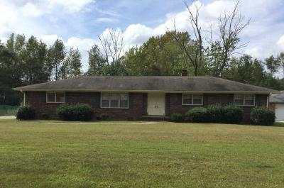 Anderson Single Family Home For Sale: 117 Rhodehaven Drive