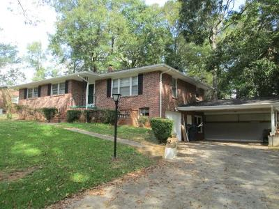Anderson Single Family Home For Sale: 1605 Sansbury Drive