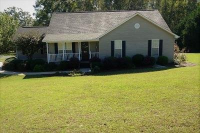 Belton Single Family Home For Sale: 487 Brooks Road