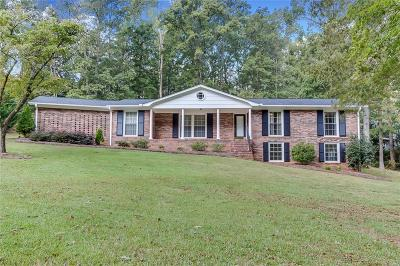 Easley Single Family Home For Sale: 105 Pearle Drive