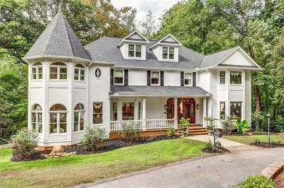 Greenville County Single Family Home For Sale: 446 Henderson Road