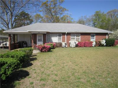 Liberty Single Family Home For Sale: 7998 Moorefield Mem Highway
