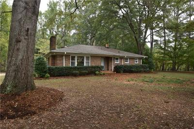 Easley SC Single Family Home For Sale: $259,900