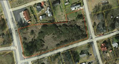 Pickens Commercial For Sale: 00 Pendleton Street