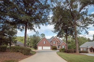 Anderson SC Single Family Home For Sale: $759,000