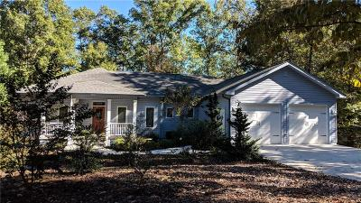 Salem SC Single Family Home Contract-Take Back-Ups: $275,000