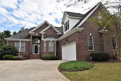 Simpsonville Single Family Home For Sale: 16 Ruby Lake Lane