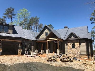 The Reserve At Lake Keowee Single Family Home For Sale: 398 Peninsula Ridge