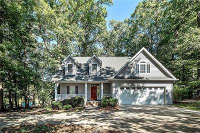 Townville SC Single Family Home Contract-Take Back-Ups: $319,900