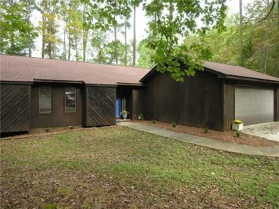 Anderson County, Oconee County, Pickens County Single Family Home For Sale: 1279 Coneross Pt Drive
