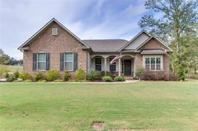 Williamston Single Family Home For Sale: 110 Burberry Drive
