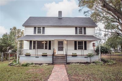 Pelzer Single Family Home For Sale: 11 Foster Street