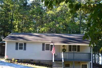 Lavonia GA Single Family Home For Sale: $225,000