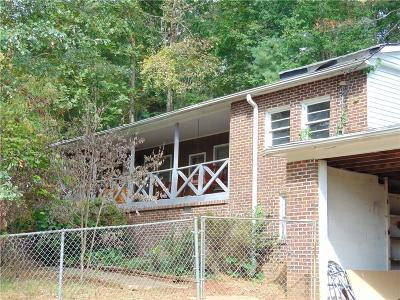 Easley Single Family Home For Sale: 115 Crest Drive