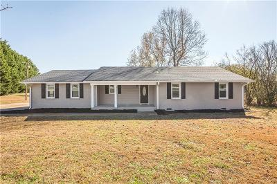 Belton Single Family Home For Sale: 4504 Old Williamston Road
