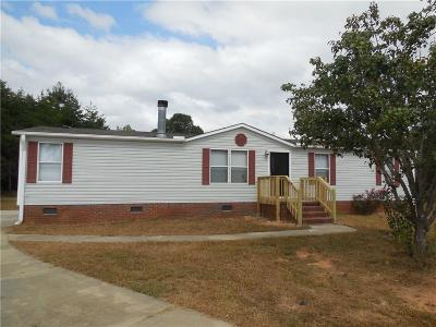Easley Mobile Home For Sale: 109 Jyniece Court
