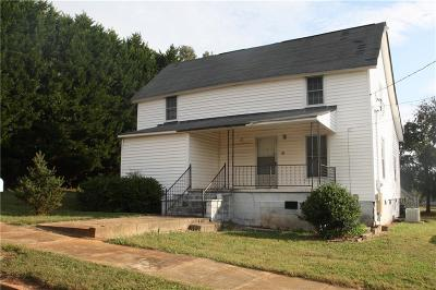 Pelzer Single Family Home For Sale: 13 Smythe Street