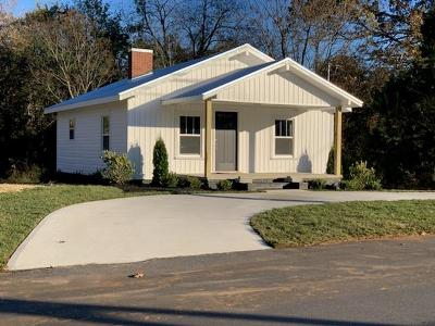 Pelzer Single Family Home For Sale: 5 Welborn Street