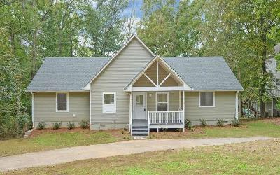 Hart County, Stephens County, Franklin County Single Family Home For Sale: 347 Bow Drive