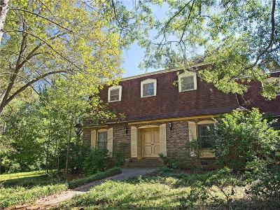 Clemson Single Family Home For Sale: 101 Brookhaven Drive