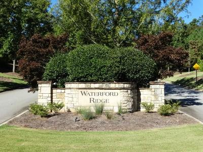 Residential Lots & Land For Sale: Lot 27 Waterford Ridge Lot 27 Willow Wood Ct