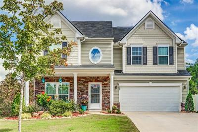 Simpsonville Single Family Home For Sale: 268 Chapel Hill Lane