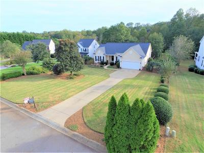 Anderson County Single Family Home For Sale: 310 Cedar Berry Lane
