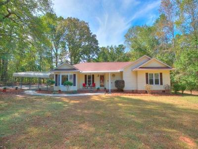 Anderson SC Single Family Home Pending: $144,500