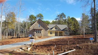 Seneca, Seneca/west Union Single Family Home For Sale: 705 Keowee Cove