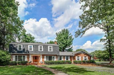 Greenville County Single Family Home For Sale: 2 Pilgrims Point Road