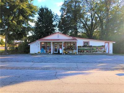 Walhalla Commercial For Sale: 912 E Main Street