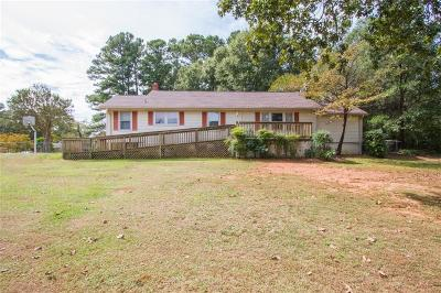 Anderson Single Family Home For Sale: 100 Airline Road
